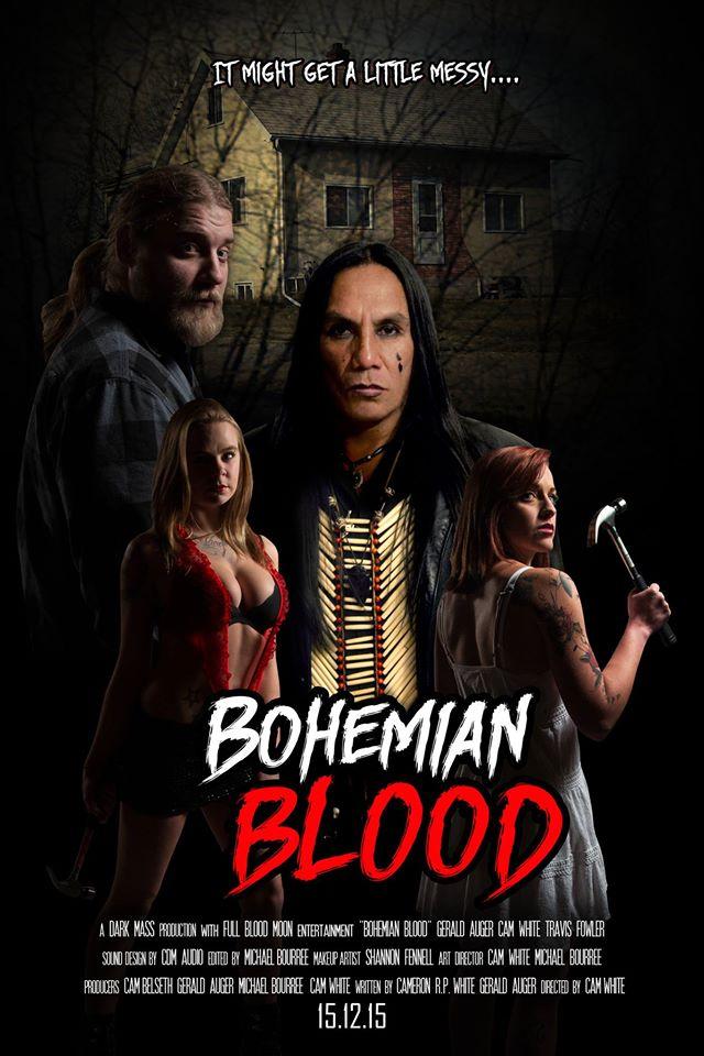 Bohemian Blood movie poster