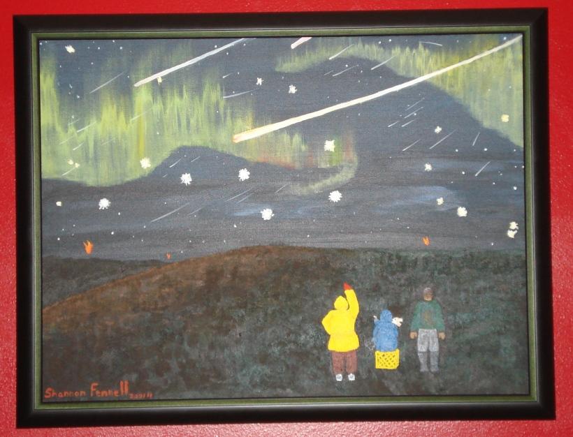 Leonides Meteor Shower